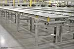 Like new conveyor stands