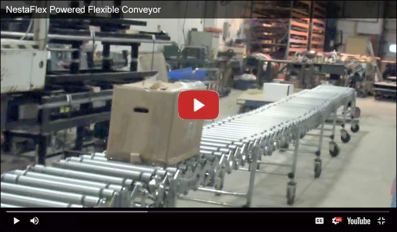 NestaFlex Conveyor Demo