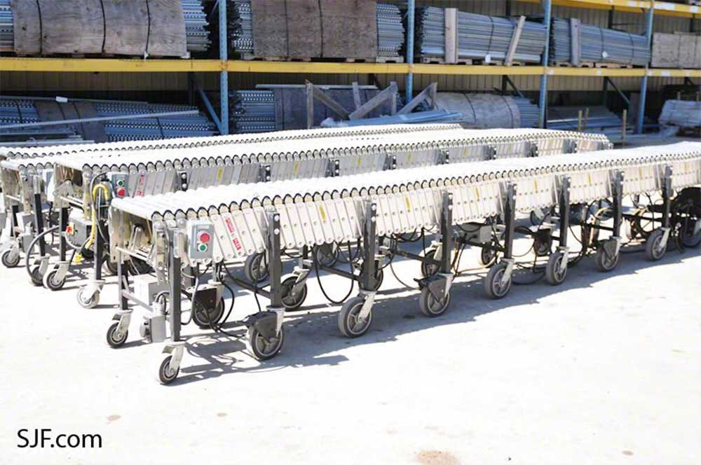 BestFlex Powered Flexible Conveyors