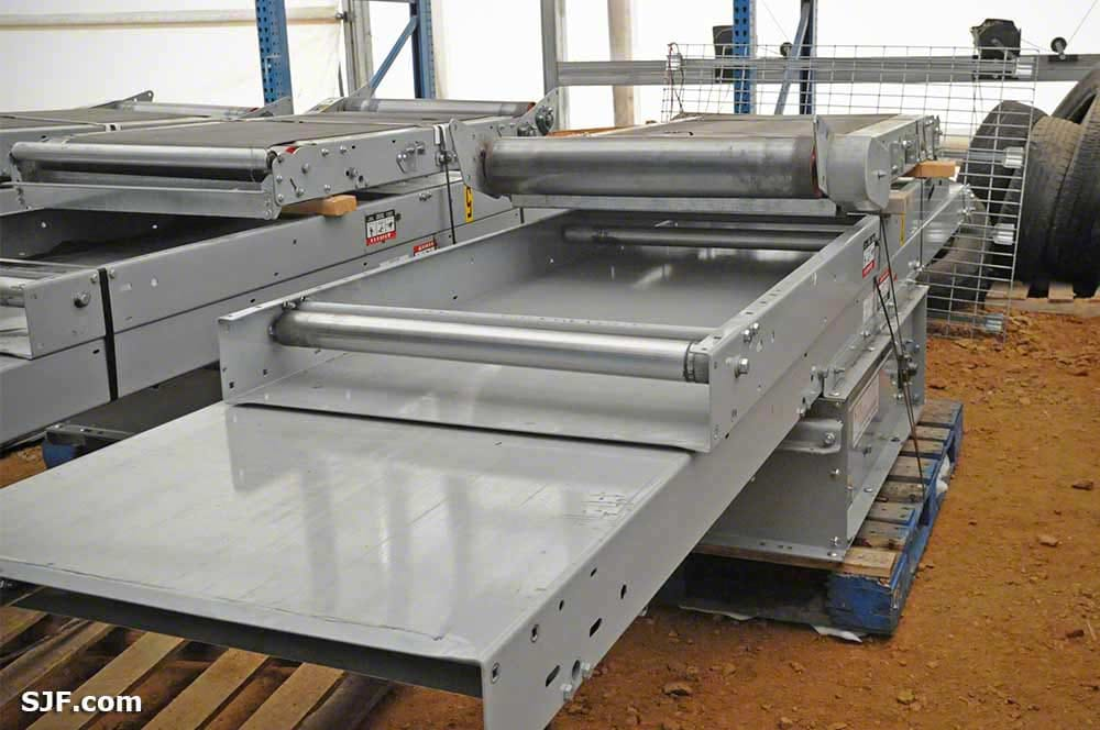 Automotion Sliderbed Conveyor