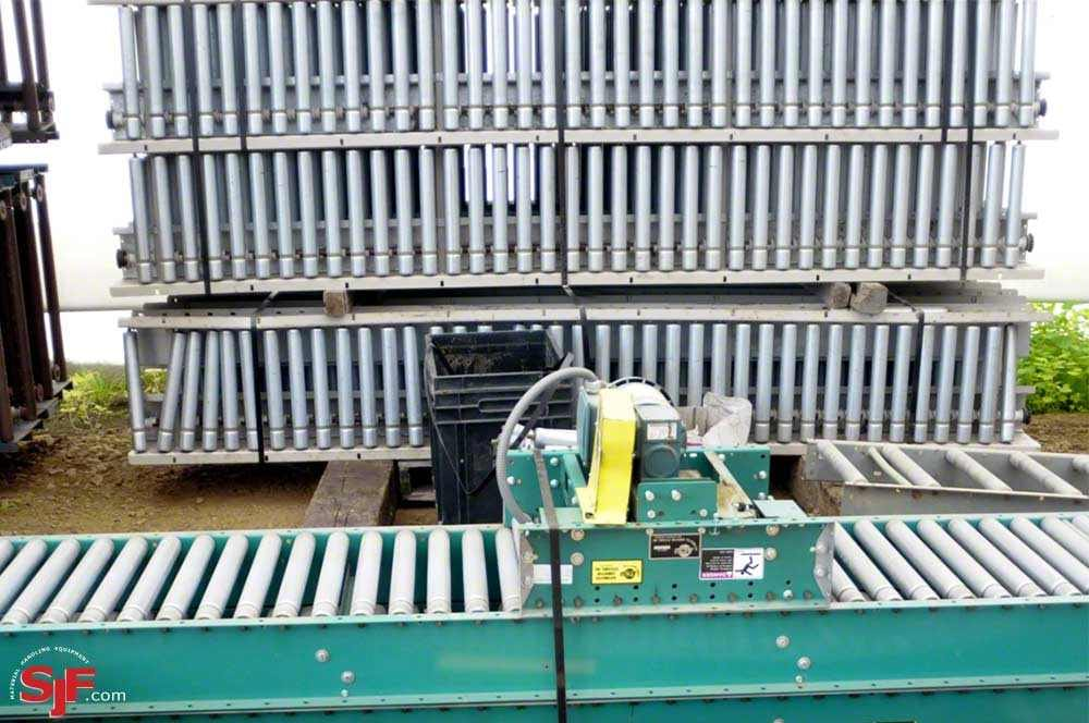 Line Shaft Conveyor - ACSI brand