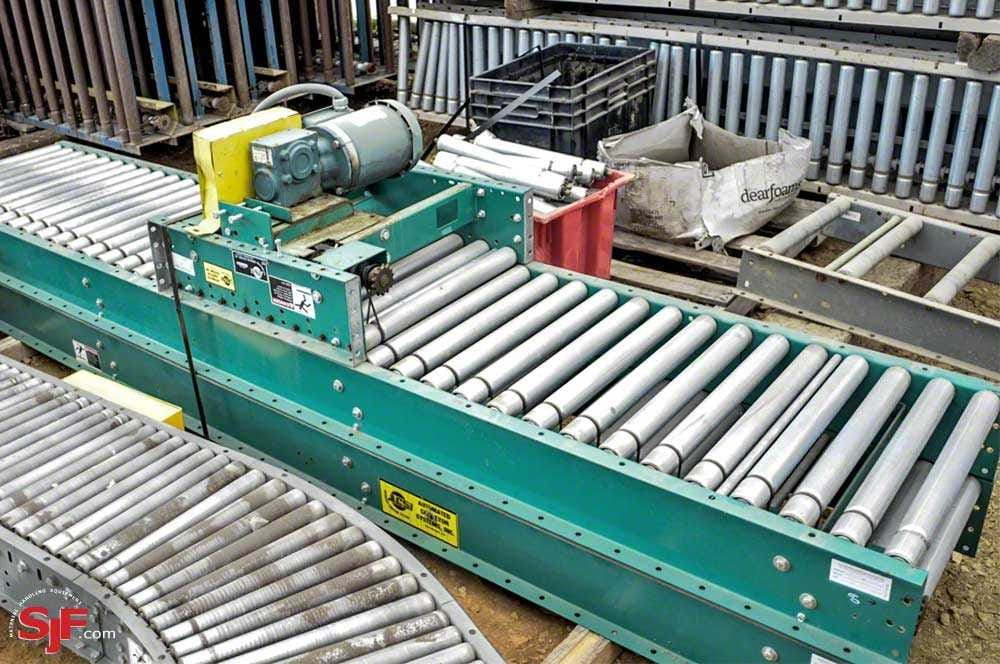 ACSI Lineshaft Conveyor