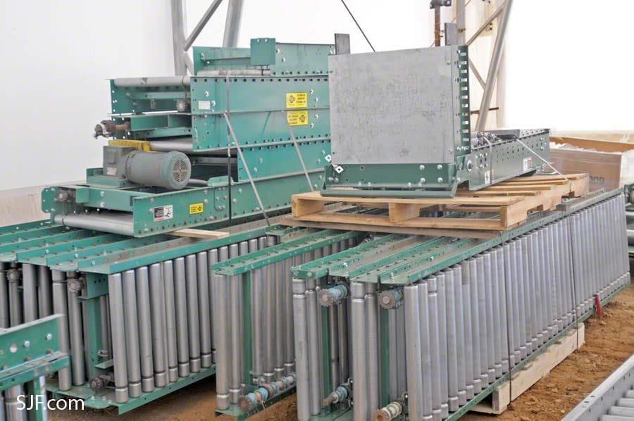 ACSI Lineshaft Conveyors