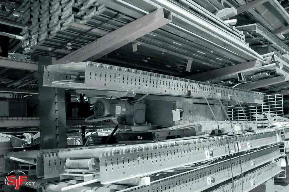 Automotion Belt Driven Conveyor