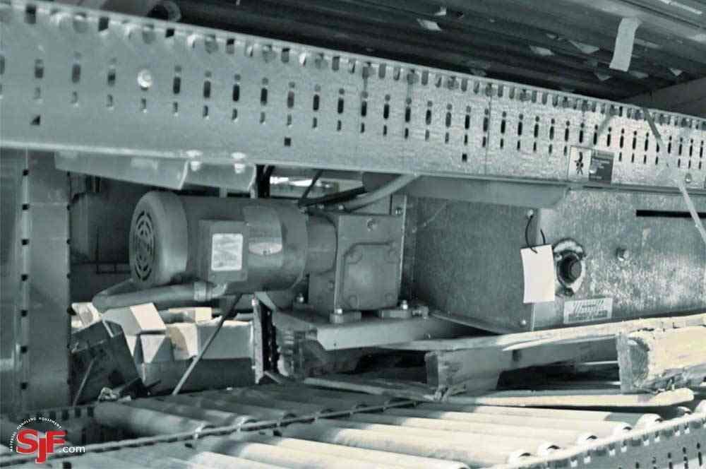 Conveyor - Automotion Belt Driven