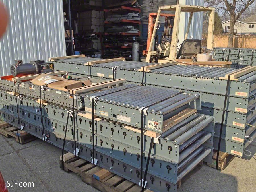 Buschman Accuglide Conveyor