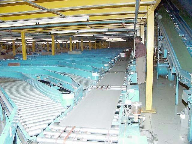 Buschman Unisort IV Sortation Conveyor