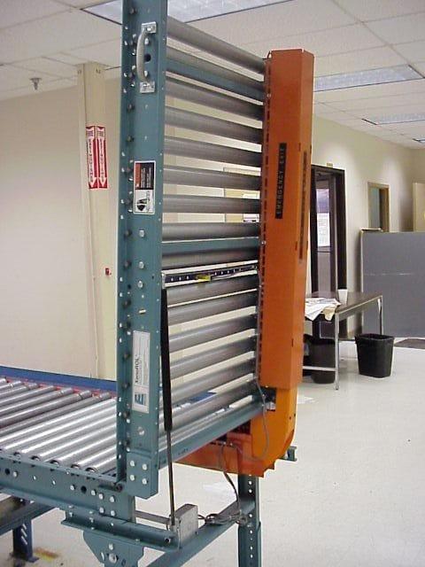 Ermanco Lineshaft Conveyor Liftgate