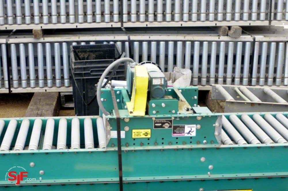 HK Power Lineshaft Conveyors