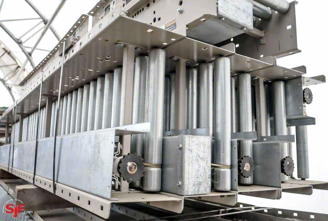 Used HK Lineshaft Conveyors
