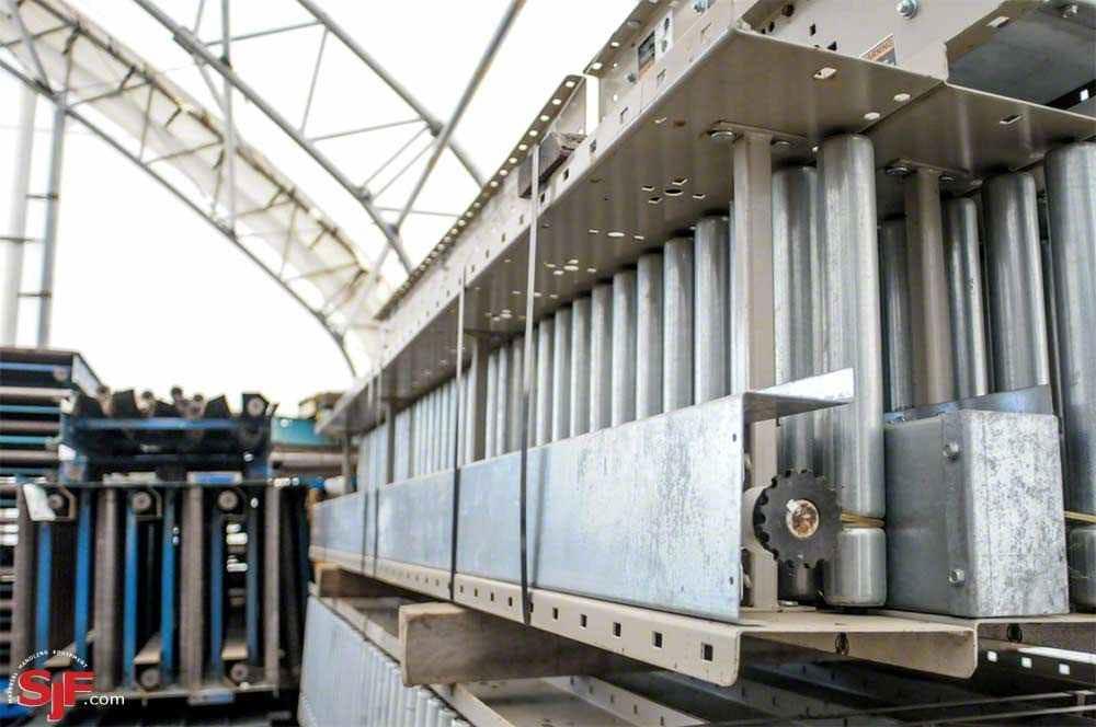 HK Line Shaft Conveyors