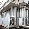 Used HK Lineshaft Conveyor at SJF Material Handling