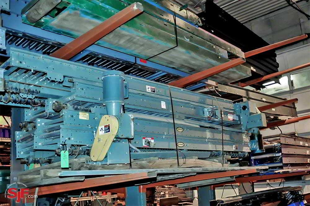 Hytrol Lineshaft Power Conveyor