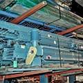 Used Hytrol Lineshaft Power Conveyor at SJF Material Handling