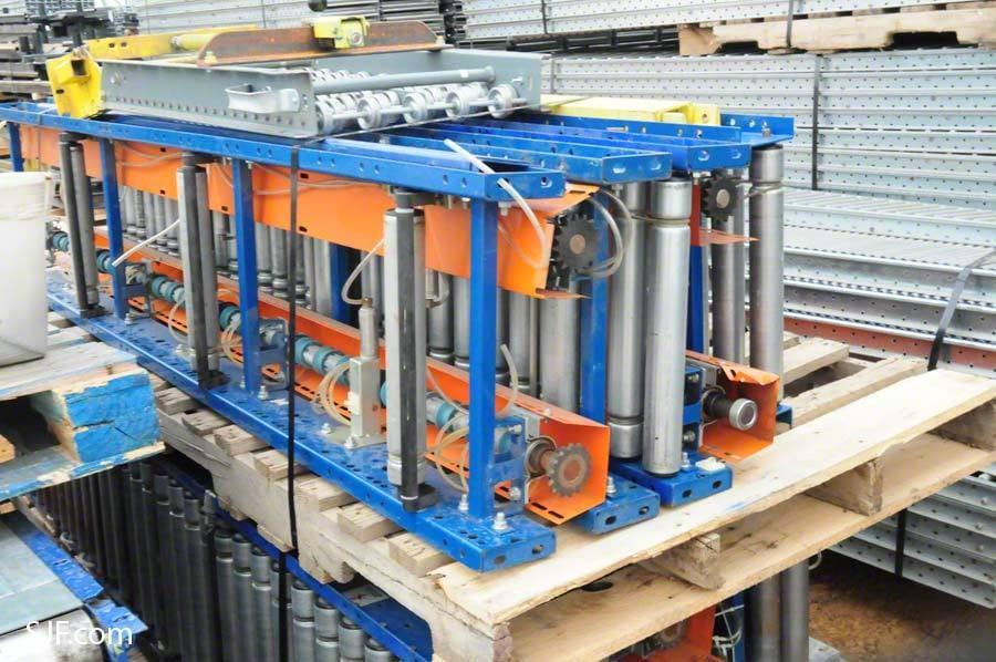 Ermanco Lineshaft Conveyors