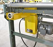 Lineshaft Conveyor Started Kits by SJF