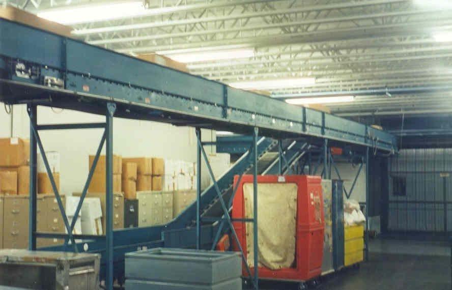 Trash Conveyor