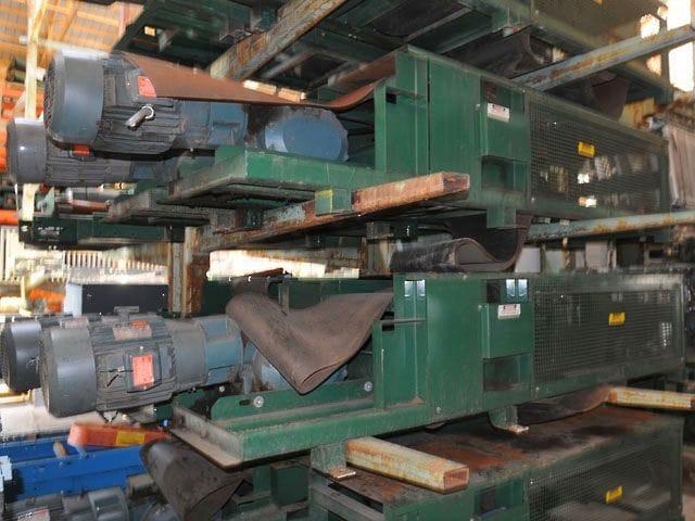 Trash Conveyor Drive Units