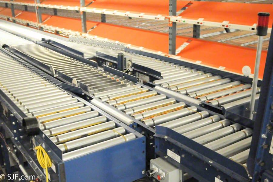 Xenoroll Lineshaft Conveyor