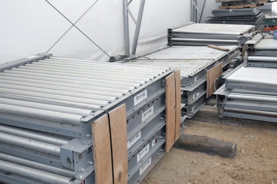 Alvey Pallet Conveyor Drive