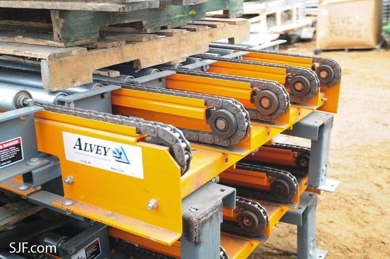 Alvey Pallet Conveyor Transfer