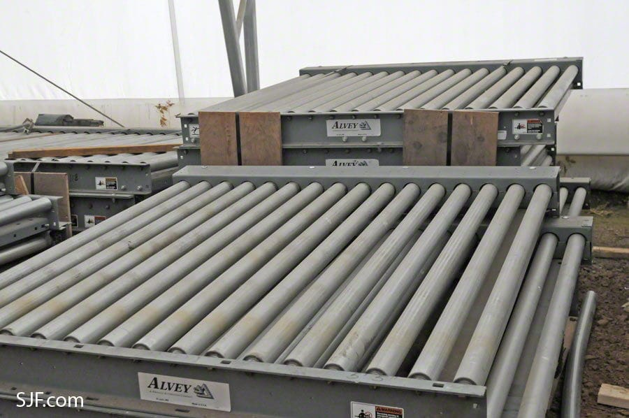 Alvey Pallet Conveyor