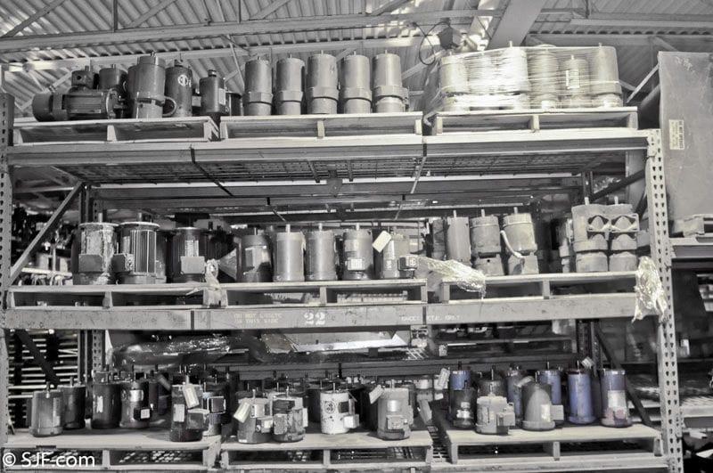 Conveyor Gearboxes - Baldor