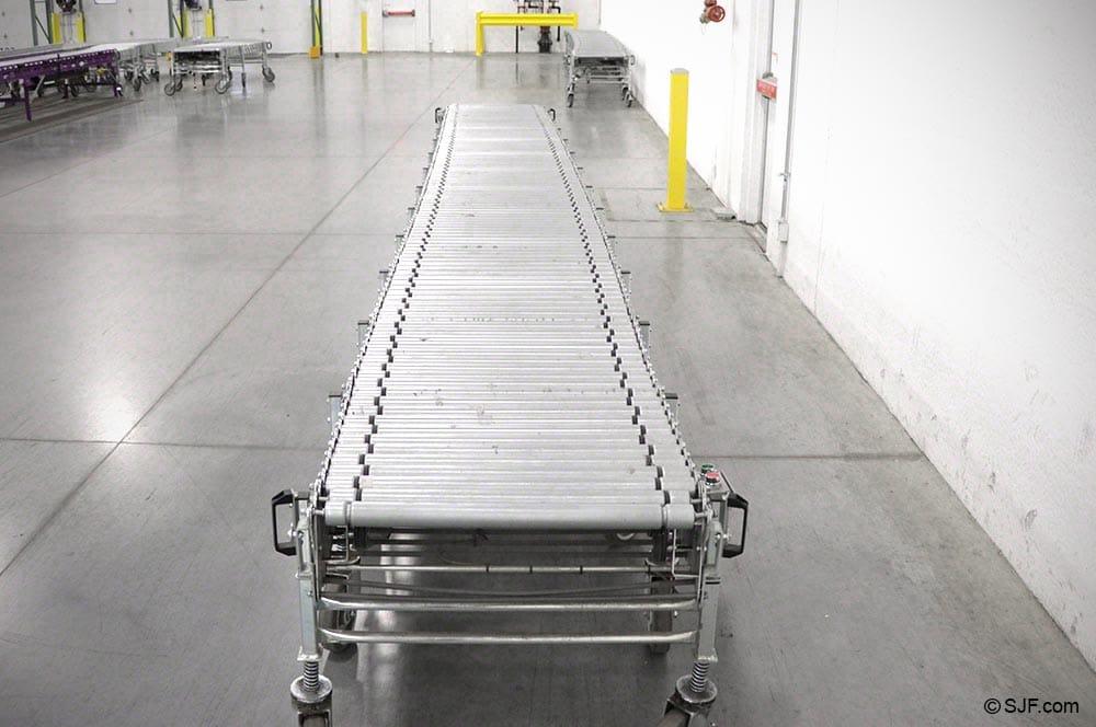 Best Flex Flexible Power Conveyor Top