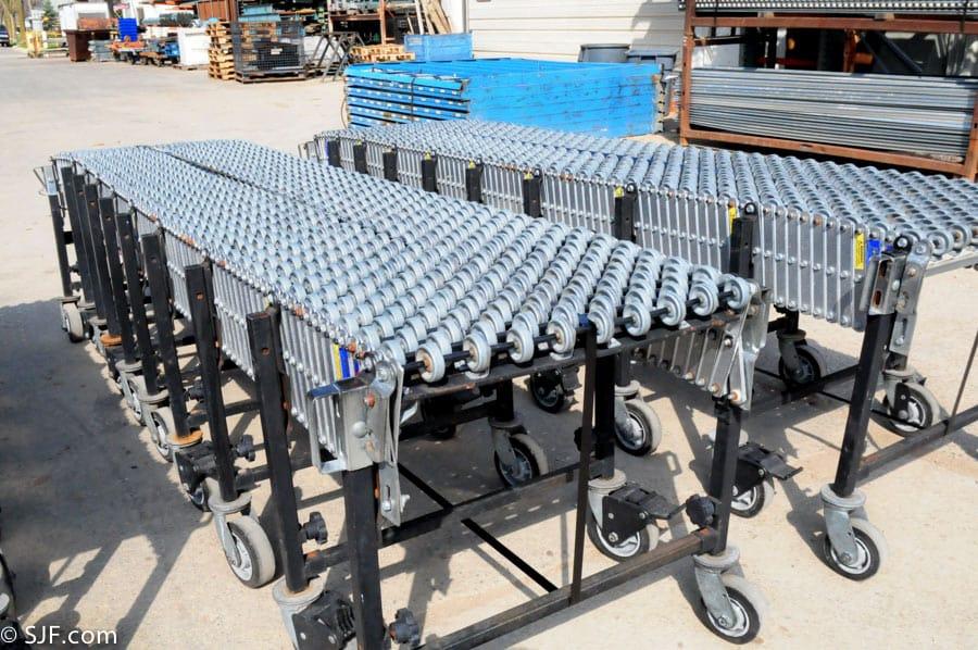 BestFlex Skatewheel Conveyor