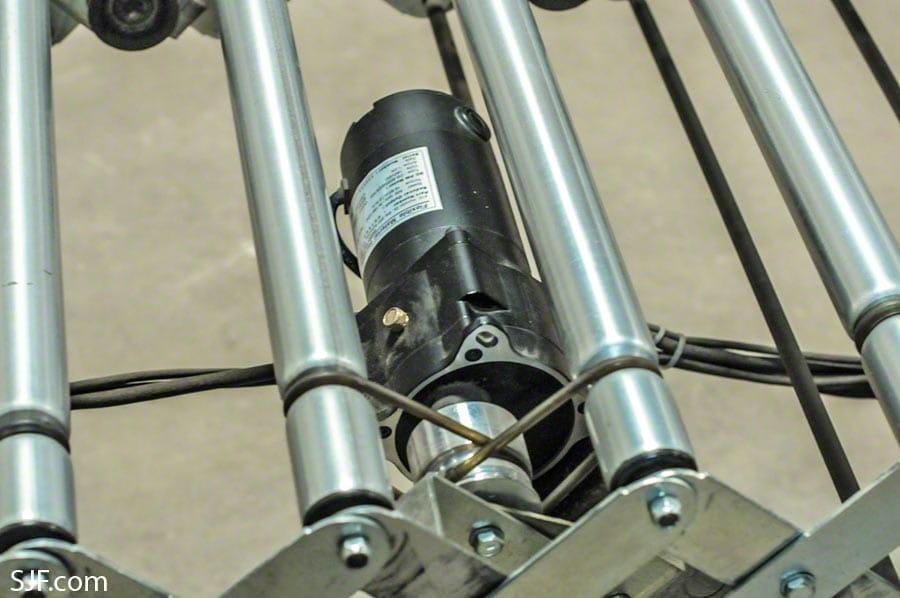 NestaFlex Powered Conveyor Motor