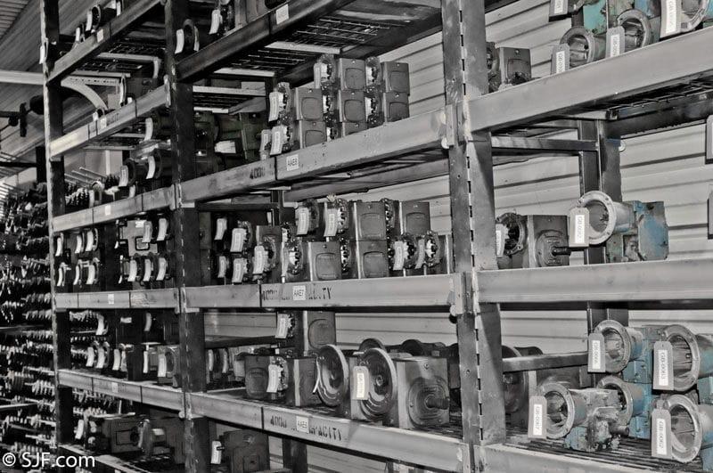 Conveyor Gearboxes - Boston