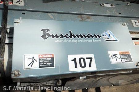 Buschman Sliderbed with Noseover Closeup