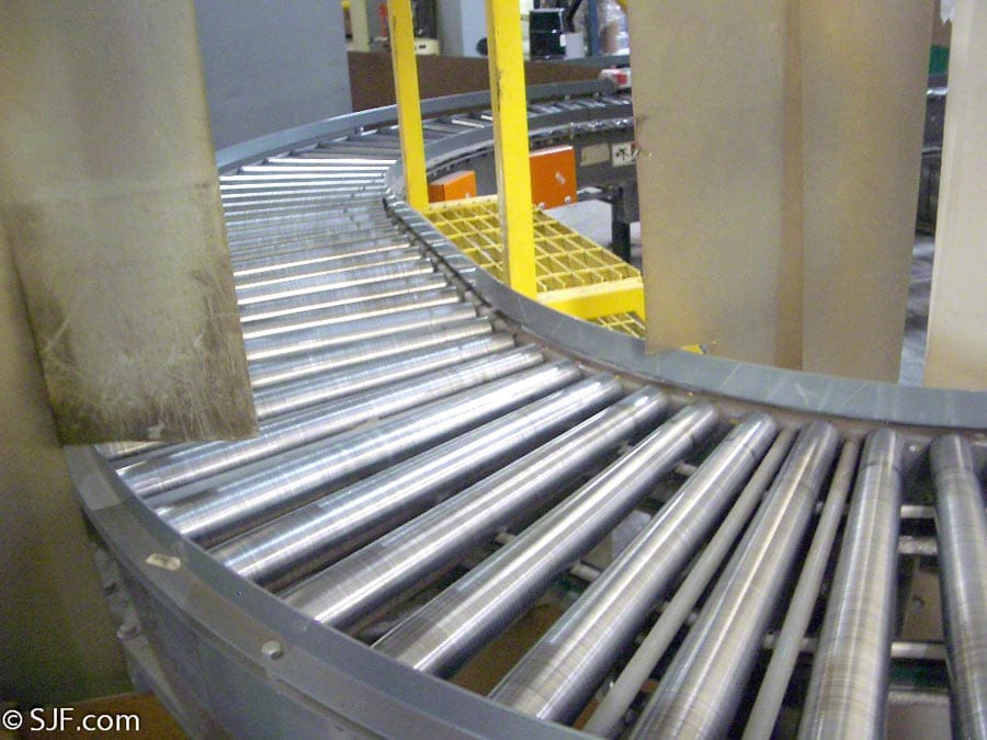 Conveyor Curves
