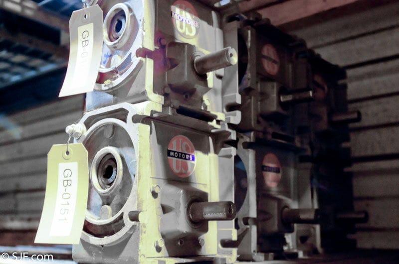 US Motors Gearboxes