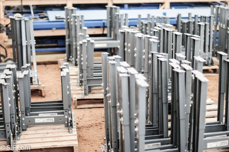 Conveyor Stands