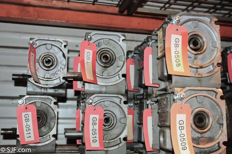 Dodge Conveyor Gearboxes