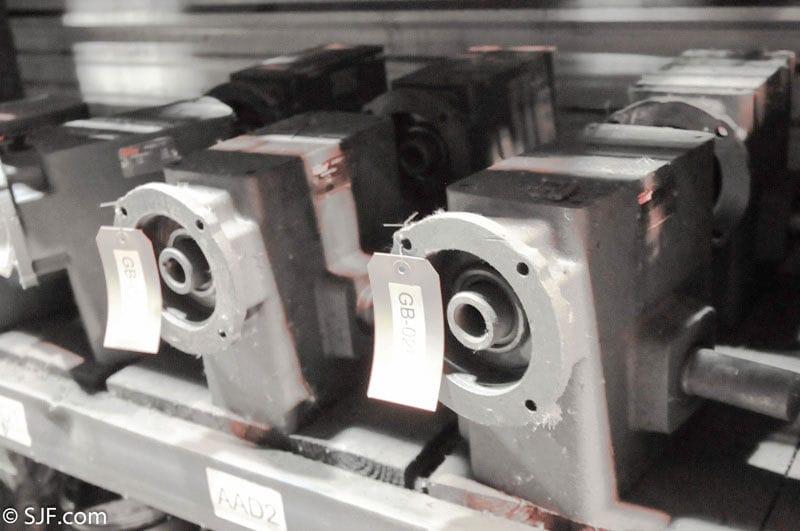 Conveyor Gearboxes - Dodge Brand