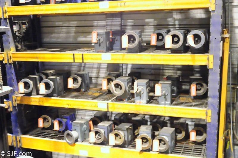 Elecrta Gear Conveyor Gearboxes