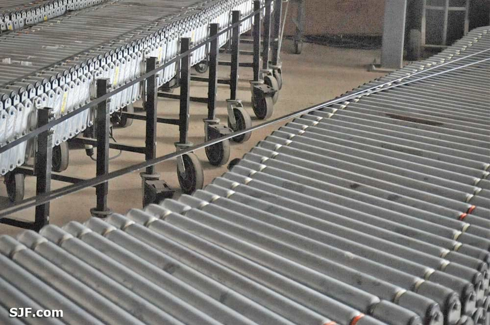 Best Flex Curved Conveyor