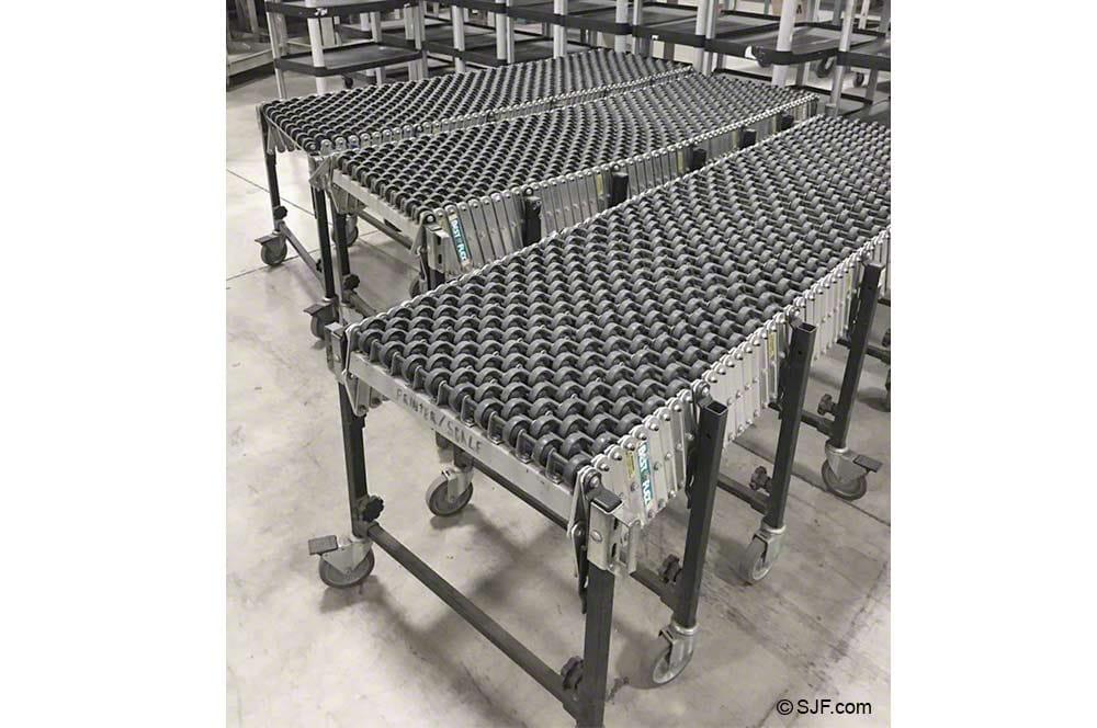 Flexible Skatewheel Conveyor