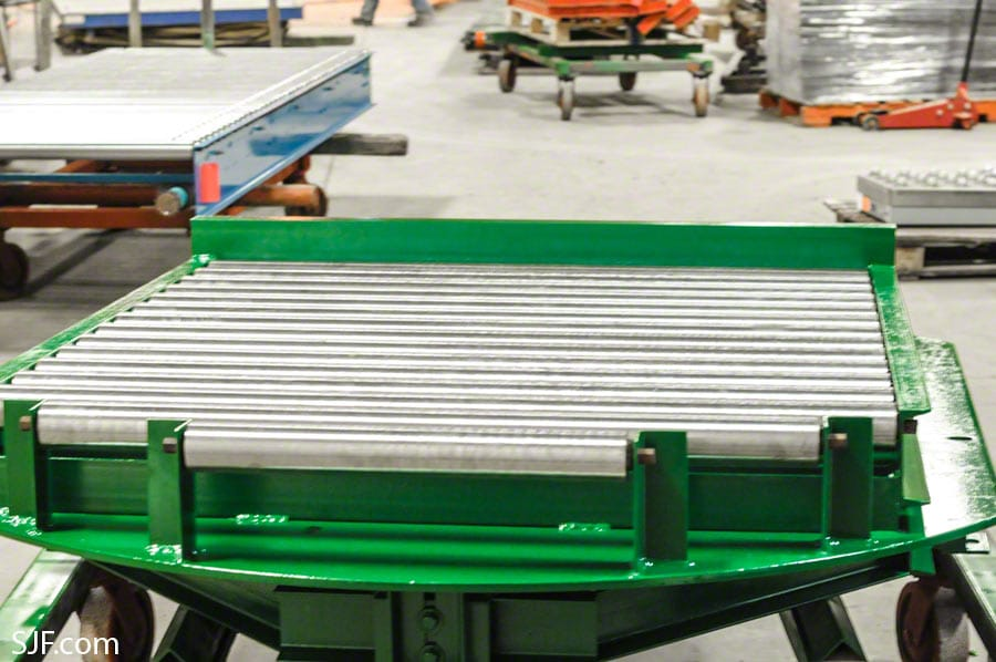 Gravity Conveyor Turn Table