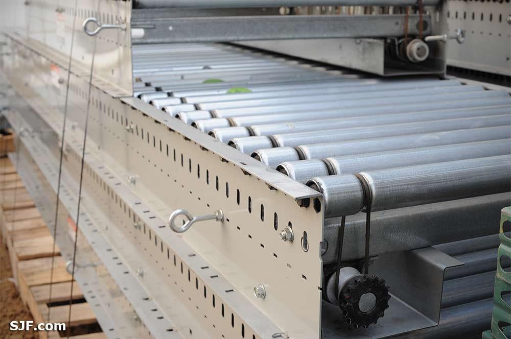 Automotion Line Shaft Power Conveyors