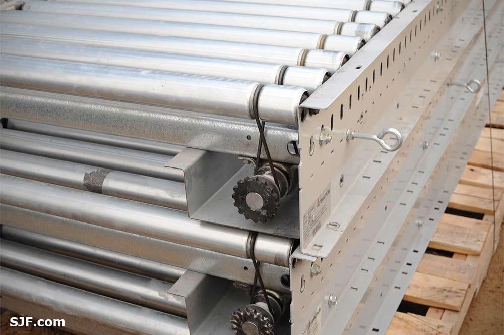 Automotion Power Lineshaft Conveyors