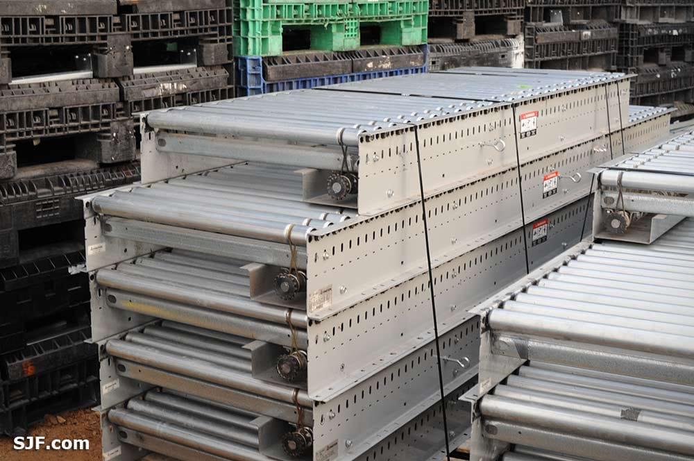 Conveyors - Automotion Lineshaft