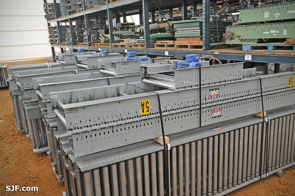 Lineshaft Power Conveyors