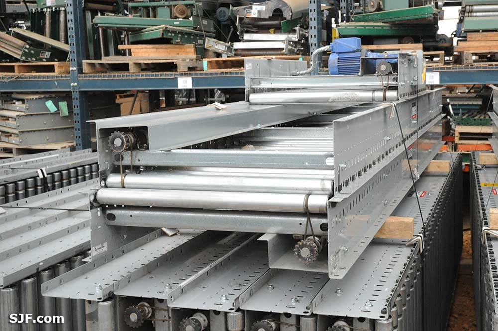 Automotion Lineshaft Conveyors