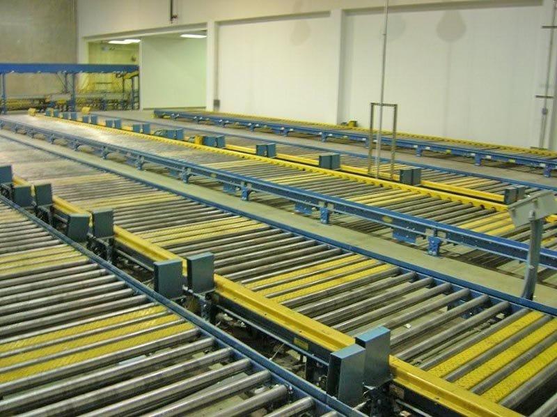 Hytrol Pallet Conveyor