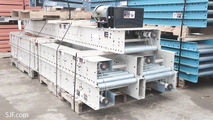 Refurbished Lineshaft Conveyor