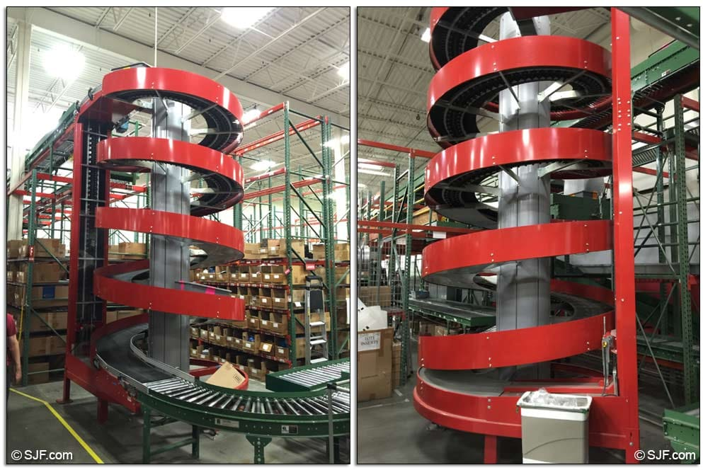 Ryson Spiral Conveyors