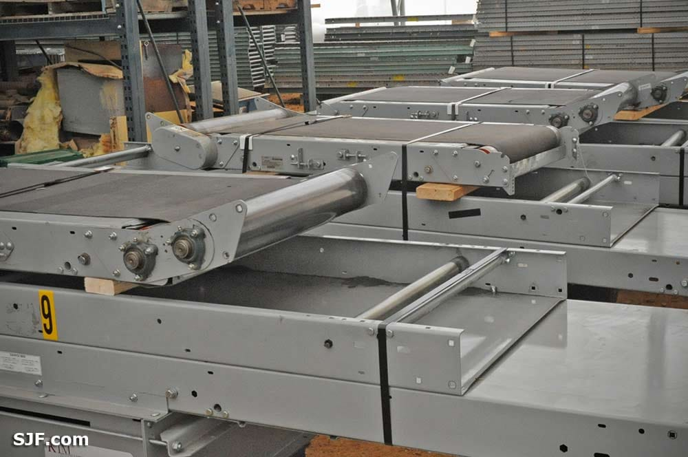 Automotion Slider Bed Conveyor